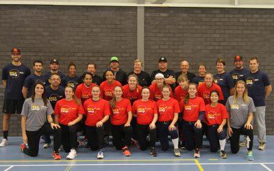European Softball Coaches Association hold coaching courses