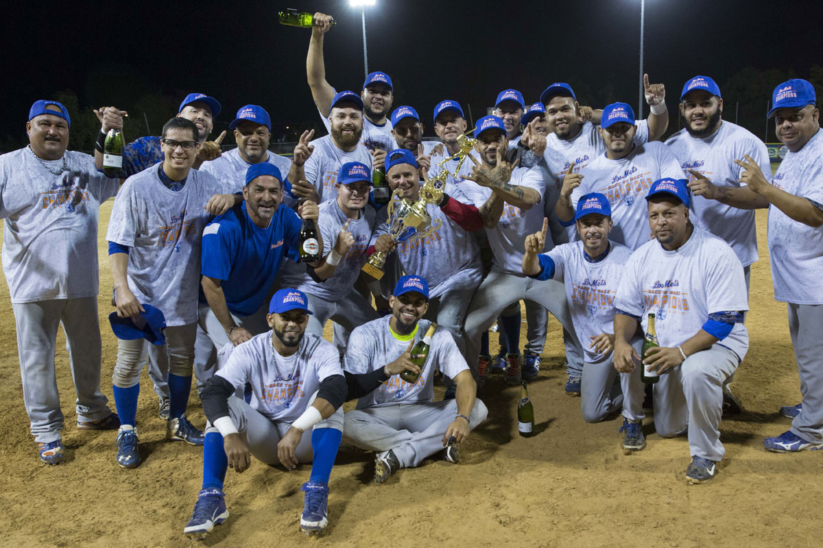 Puerto Rico Men's Softball National Championship: Guaynabo Mets win back-to-back crowns