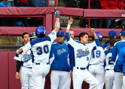 20170904 U-18 Baseball World Cup Italy celebrate Seminati HR vs Canada (Christian J Stewart-WBSC)