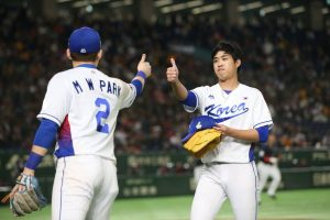 Korea shuts out Chinese Taipei 1-0 in Asia Professional Baseball Championship 2017