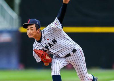 20170903 U 18 Baseball World Cup Yamashita Japan (Christian J Stewart-WBSC)
