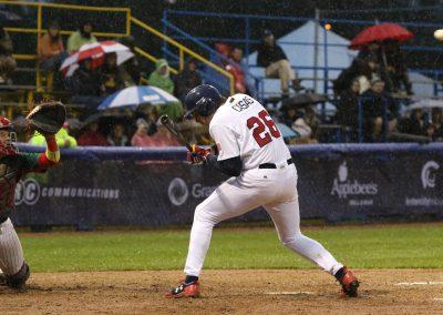 20170903 U 18 Baseball World Cup Maciel Mexico Casas USA under rain (James Mirabelli-WBSC)