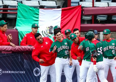 20170906 U-18 Baseball World Cup Mexico celebrate HR vs South Africa (Christian J Stewart-WBSC)