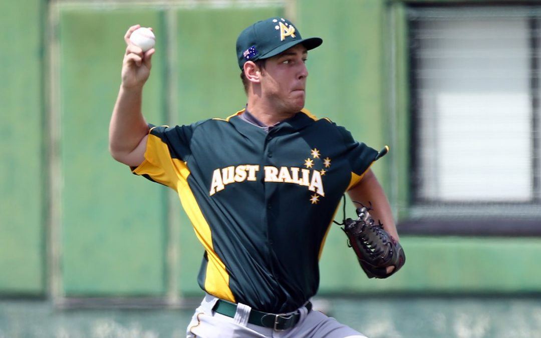 Australia announce roster for WBSC U-18 Baseball World Cup 2017