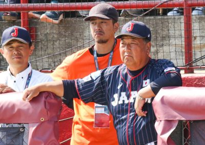 20170910 U-18 Baseball World Cup Mamoru Koeda manager Japan (Christian J Stewart-WBSC)