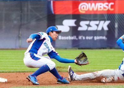 20170904 U-18 Baseball World Cup Ocon Nicaragua  Choi Hyunjun Korea (Christian J Stewart)