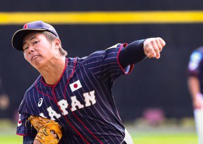 20170909 U-18 Baseball World Cup Fumimaru Taura Japan (Christian J Stewart-WBSC)