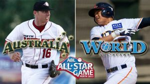 Australia, World rosters announced for ASG