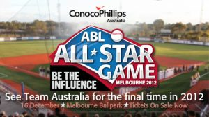 Refurbished Ballpark in Melbourne hosts ABL All Star Game