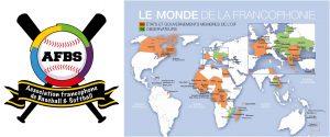 Fourteen nations launch Francophone Association of Baseball & Softball