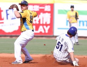 Samsung Lions and Rakuten Golden Eagles open with wins