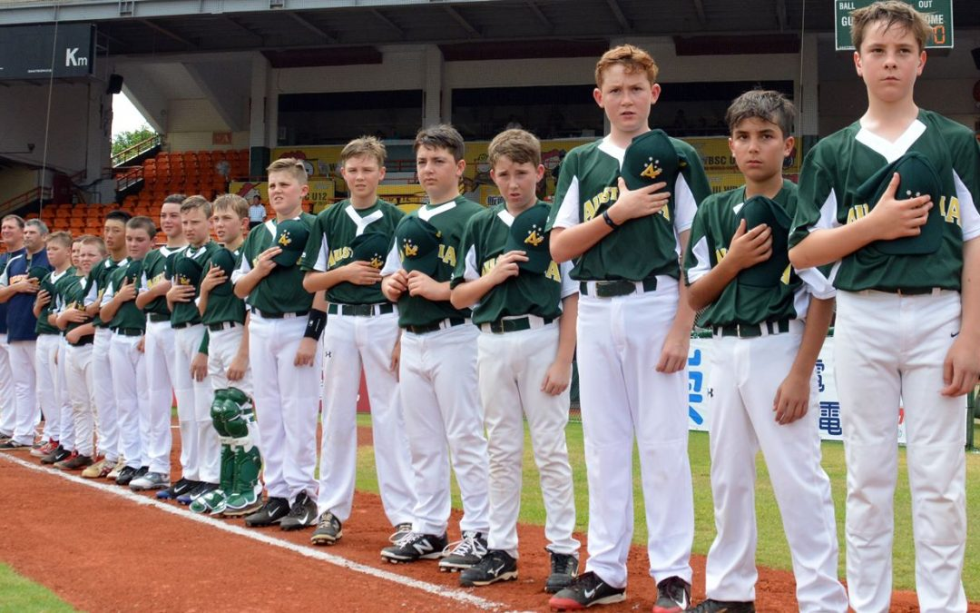 First-ever U-12 Oceania Championship set to open in Guam, champion advances to U-12 Baseball World Cup 2017