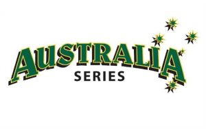 Australia wins Series against Sydney Blue Sox