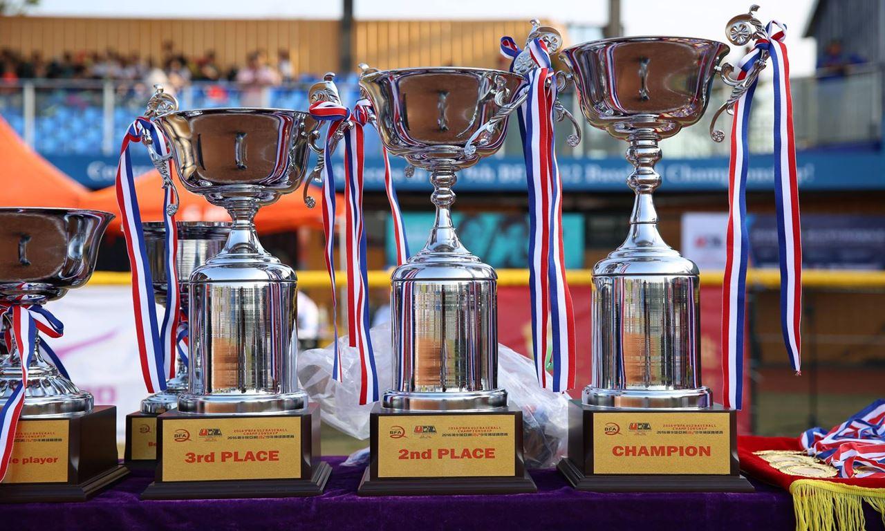 Japan defeats Korea to win Asia U-12 Championship; Top 3 advance to WBSC U-12 Baseball World Cup 2017