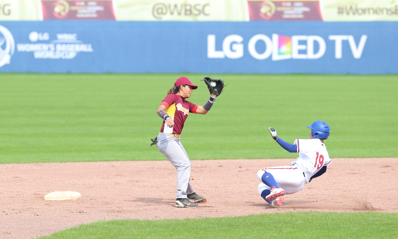 Women's Baseball World Cup: Chinese Taipei, Venezuela advance to bronze medal match for first time in history