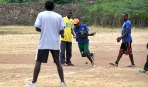 Baseball (with no bats or gloves) makes debut at Friendship Games in Africa