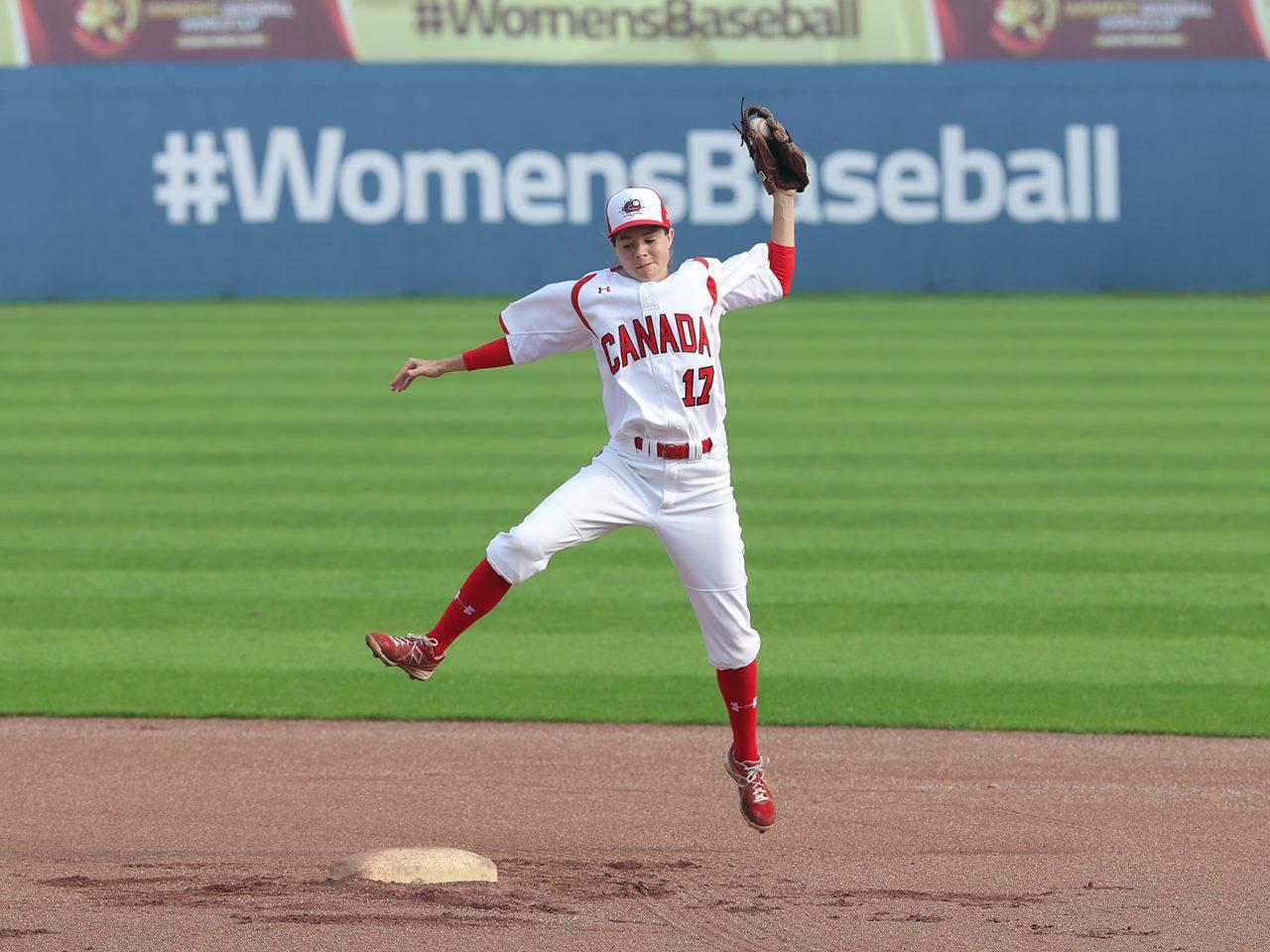 CAN Women's National Team - Baseball World Cup 2016