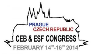 Invitation to CEB/ESF Congress 2014 in Prague