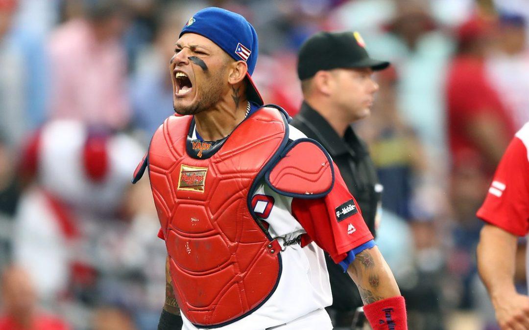 MLB All-Star catcher Yadier Molina named Puerto Rico U-23 National Team manager