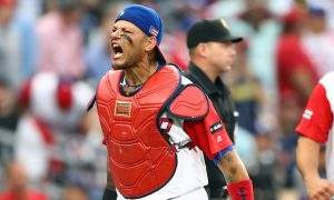 MLB All-Star catcher Yadier Molina named Puerto Rico U-23 National Team manager