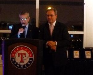 IBAF awards presented at Gala Dinner in Arlington