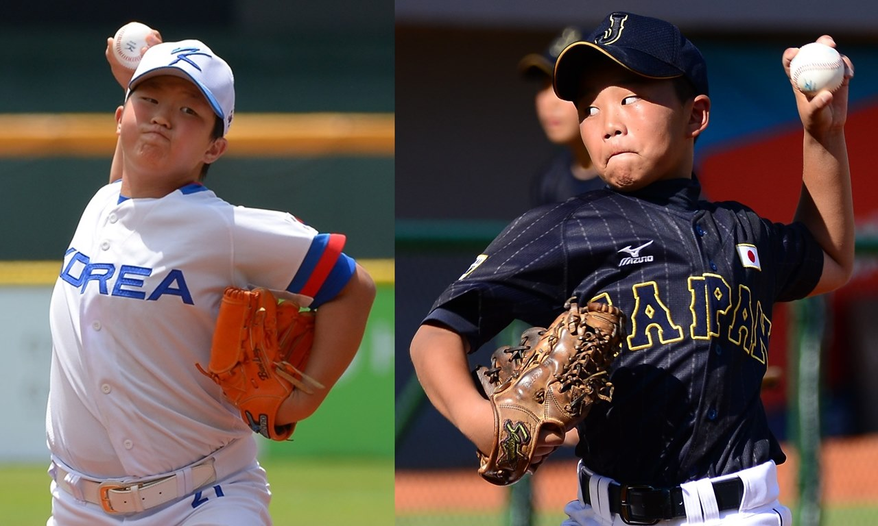 U-12 Asia 2016 Semi-Finals: Korea tops Chinese Taipei in extra-innings; Japan defeats China