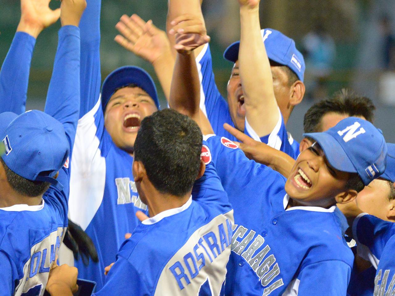 Nicaragua defeats Panama to win U-10 Pan-Am Baseball Championship 2016
