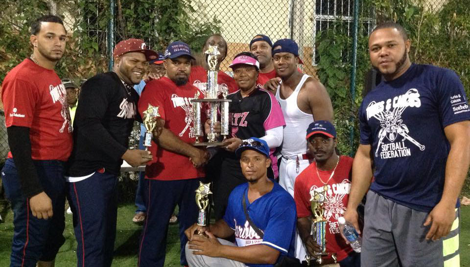 Turks and Caicos host Danny Delancy Slow Pitch Softball Championship