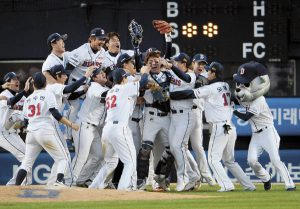 Doosan Bears, Kia Tigers to clash in KBO Korean Series