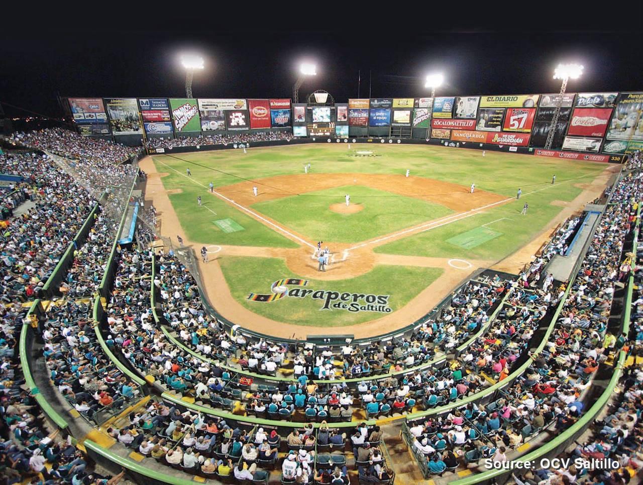 Estadio Madero - OCV Saltillo