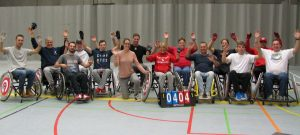 Belgium launches Wheelchair Softball Competition