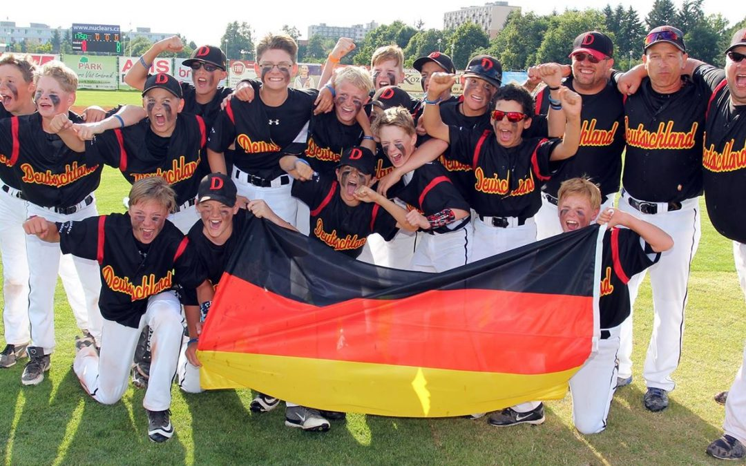 Germany wins u 12 euro 2016 to qualify into wbsc u 12 baseball germany wins u 12 euro 2016 to qualify into wbsc u 12 baseball world sciox Images