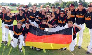 ドイツがU-12ヨーロッパ野球選手権大会優勝 WBSC U-12ベースボールワールドカップ2017出場へ