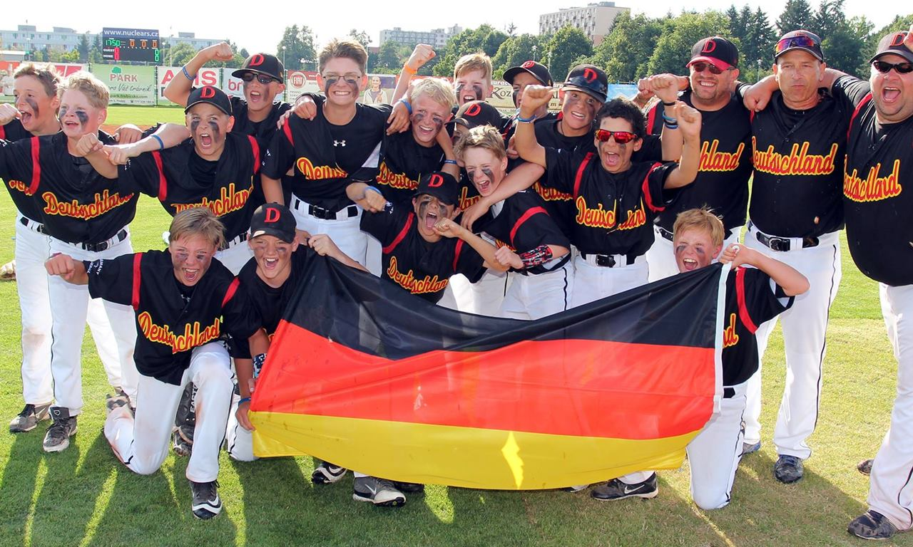 Ger team wins u-12 eur
