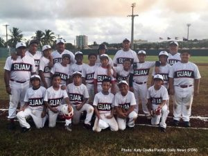 Guam, Australia set for rematch in Final of U-12 Oceania Baseball Championship