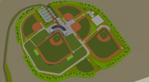 Planned Baseball-Softball Venue in Netherlands Serves As Model of Future