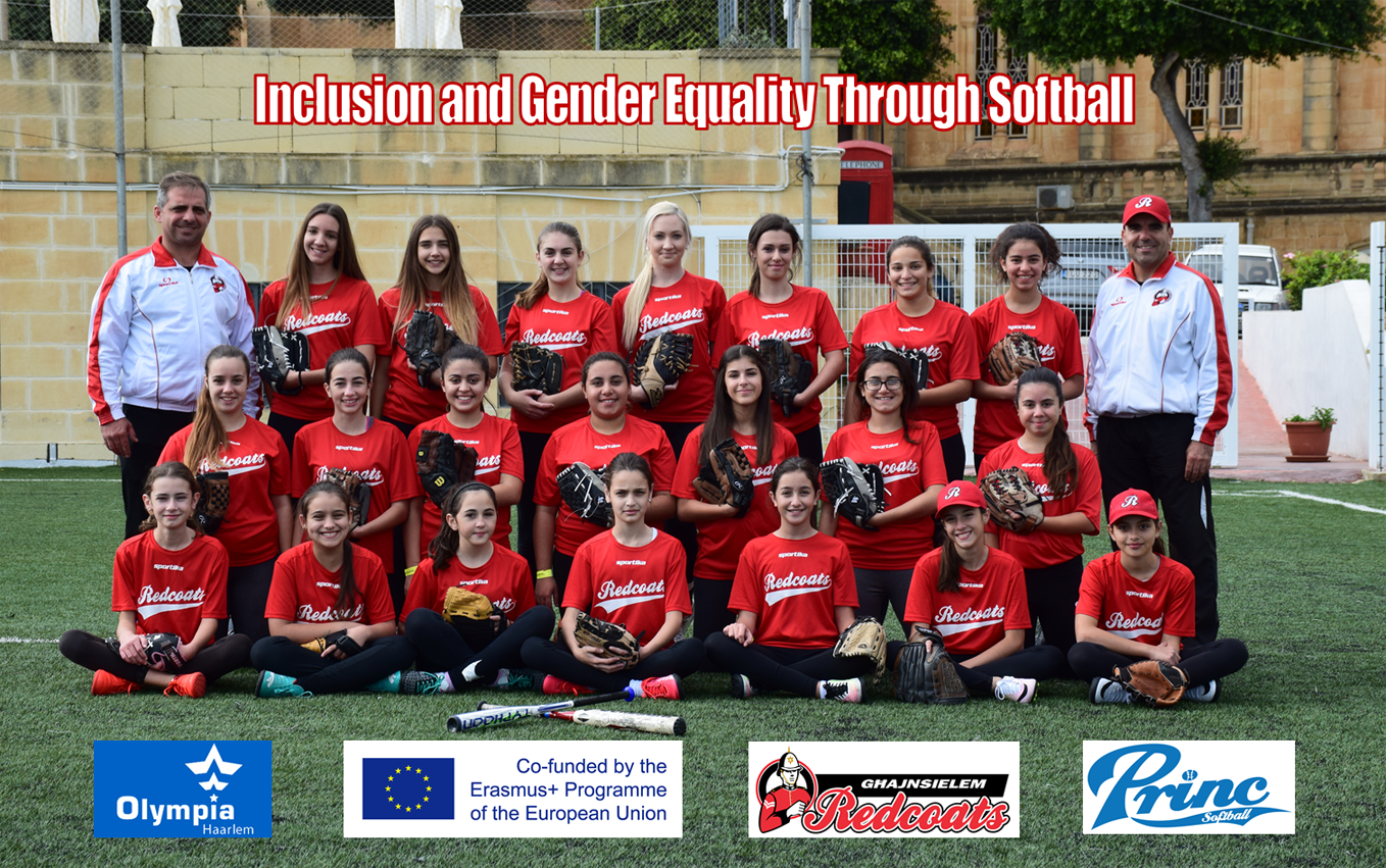 Malta secures EU grant for Softball project to improve gender equality in sports