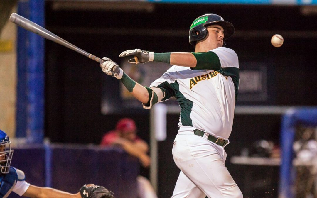 Australia tops Guam, New Zealand to win Oceania Youth Championship and qualify for WBSC U-18 Baseball World Cup 2017