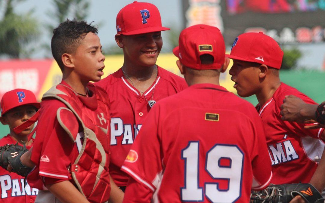 U-12 パンアメリカン野球選手権はパナマ優勝