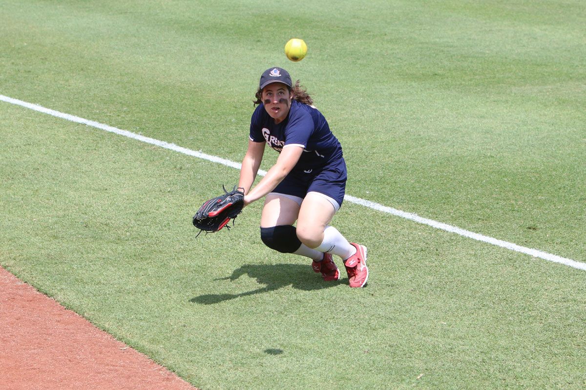 Day 4 at the 2015 WBSC Junior Women's Softball World Championship