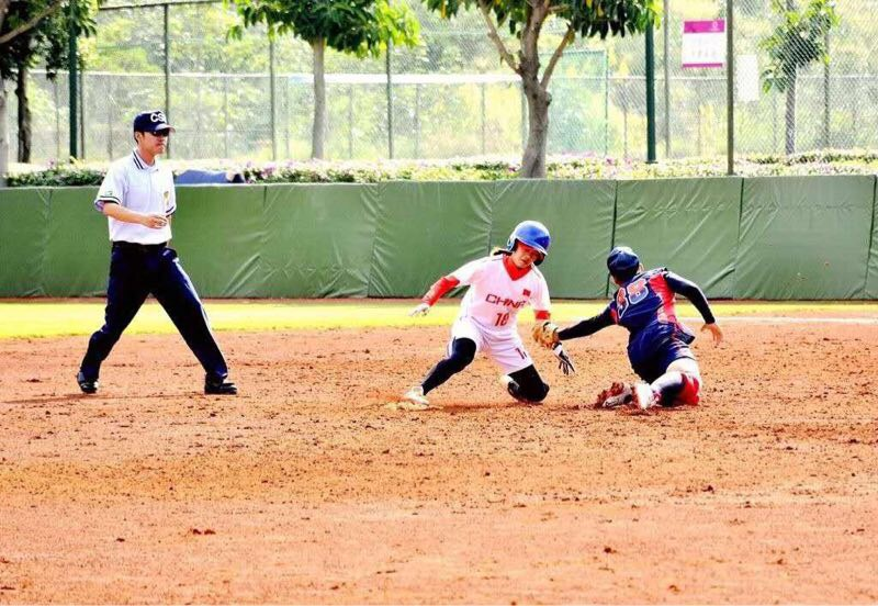 Chinese Taipei crowned U-19 Asian Women's Softball Champions