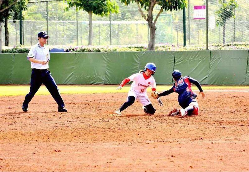 Chinese Taipei crowned U-19 Asian Women's Softball Champions