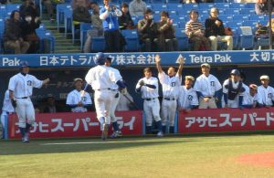 Baseball Competition of 123 Years Ago Restaged