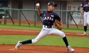 Japan and Mexico score big to open U-12 Baseball World Cup