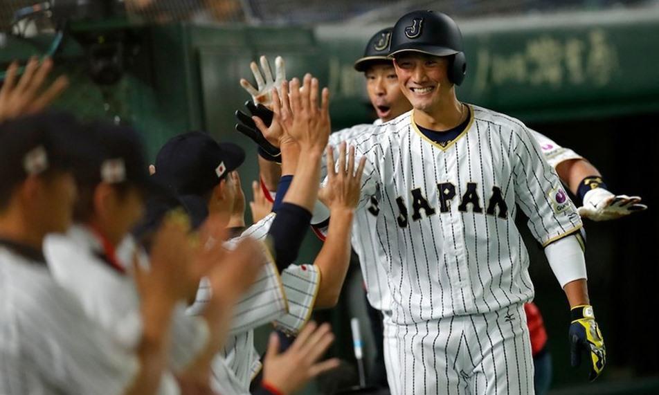 日本が中国を下しプールBトップ ワールドベースボールクラシック