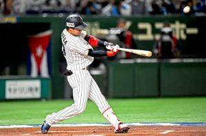 山田選手が本塁打2発  N.1日本がN.5キューバを下す  ワールドベースボールクラシック