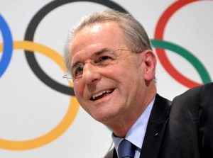 "Jacques Rogge: ""I see the finish line"""
