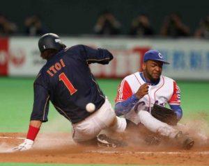 Samurai Japan completes sweep of Cuba