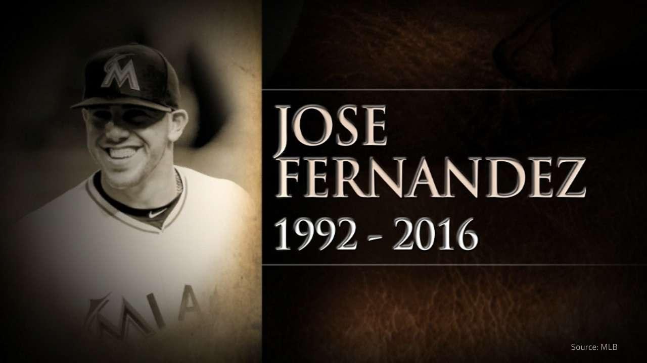 Jose Fernandez 1992 - 2016