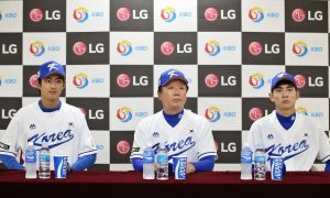 Korea selects KBO next generation rookies to go against Chinese Taipei, Japan in Asia Pro Baseball Championship
